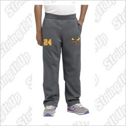 z.Players Only* MooseLax Youth Sport-Tek® Sport-Wick® Fleece Pant
