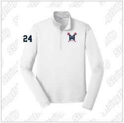 MacLax Sport-Tek® PosiCharge® Competitor™ 1/4-Zip Pullover