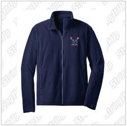 MacLax Port Authority® Microfleece Jacket