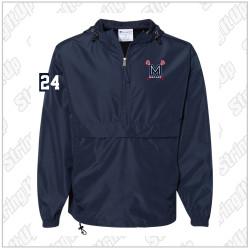 MacLax Champion Windbreaker Jacket