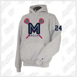 MacLax Champion - Double Dry Eco® Hooded Sweatshirt