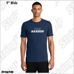 The Harbor Nike Nike Dri-FIT Cotton/Poly Tee