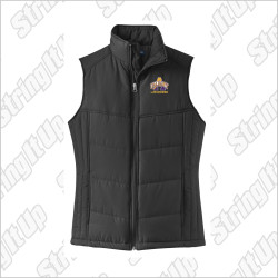 Albany Port Authority® Ladies Puffy Vest