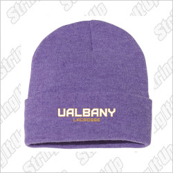 "Albany Sportsman - 12"" Solid Knit Beanie"
