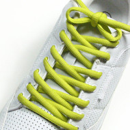 Lime Green 54IN Oval Shoe Lace Lime Green Oval Shoe String 2PRs