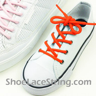 27INCH/Kids ROUND ShoeLace ShoeString 1Pair