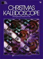 Christmas Kaleidoscope Book 1 Violin for  Violin, Publisher  Neil A. Kjos Music Company, Arranger  Robert Frost