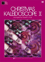 Christmas Kaleidoscope Book 2 Cello, by Robert Frost for  Cello, Publisher  Neil A. Kjos Music Company,