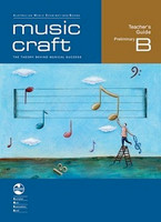 Music Craft - Teacher's Guide Preliminary B, series of AMEB Music Craft, Publisher  AMEB