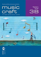 Music Craft - Teacher's Guide 3B, series of AMEB Music Craft, Publisher  AMEB