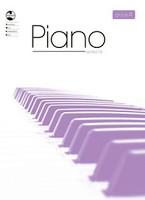 Piano Series 16 - Fourth Grade, series of AMEB Piano, for Piano, Publisher  AMEB