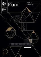 Piano Series 17 - Grade 4, series of AMEB Piano, Publisher  AMEB