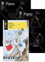 Piano Series 17 - Student Pack Grade 7, series of AMEB Piano, Publisher  AMEB