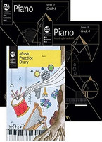 Piano Series 17 - Student Pack Grade 8, series of AMEB Piano, Publisher  AMEB