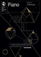 Piano Series 17 - Preliminary Grade, series of AMEB Piano, Publisher  AMEB