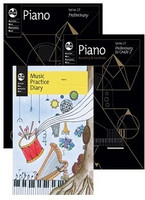 Piano Series 17 - Student Pack Preliminary Grade, series of AMEB Piano, Publisher  AMEB
