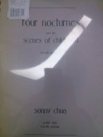 Four Nocturnes from the Scenes of Childhood by Sonny Chua,70% off