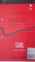 Stars 3-part treble choir by Larysa Kuzmenko,70% off