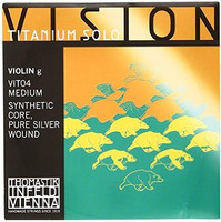 Vision TITANIUM SOLO 4/4 Violin Strings (set)