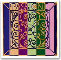 """E"" Passione by Pirastro - Ball End"