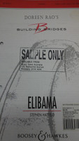 Elibama for SSABar Chorus or Baritone Solo&3-part treble voices arranged by Stephen Hatfield,70% off