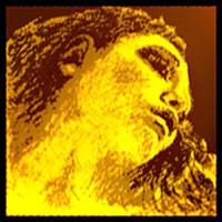 *SALE* Pirastro Evah Pirazzi Gold Violin Strings with Gold G 4/4 (set)