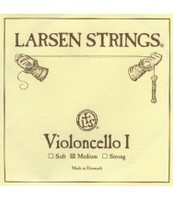 """A"" Larsen Cello String 4/4 (single) Standard Medium"