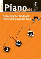 Piano for Leisure Series 2 Recording & Handbook - Preliminary, First & Second Grade