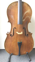 Struna Concert 1/2 Cello Outfit (includes Bow, Soft Case & Pro Set-Up)