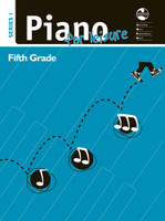 AMEB Piano For Leisure Series 1 Grade 5 Exam Pieces