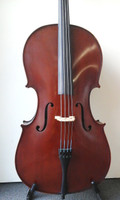 Enrico Student Extra 3/4 Cello Outfit (includes Bow, Soft Case & Pro Set-Up)