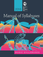 *New Release!* AMEB 2016 Manual of Syllabuses