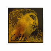 Evah Pirazzi Gold Cello String (Set)