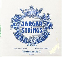 """D"" Jargar Cello String 4/4 (single) Medium Tension"