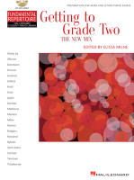Getting To Grade Two - The New Mix BK/CD