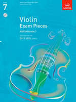 *SALE* ABRSM Grade 7, Score, Part & 2 CDs: Selected from the 2012-2015 syllabus