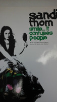 Sandy Thom ,Smile...It Confuses People,voice&piano&guitar