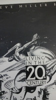 Steve Miller Band Living in the 20th Century,voice&piano&guitar,70% off