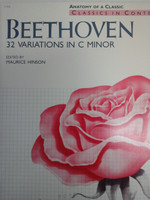 32 Variations in C Minor by Beethoven,70% off