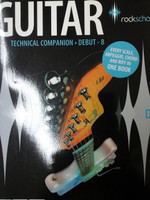 Guitar Technical Companion Debut-8,Rockschool,70% off