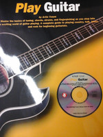 Play Guitar Step One with CD by Artie Traum