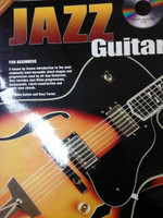 PROGRESSIVE JAZZ GUITAR WITH CD BY S.SUTTON&G.TURNER