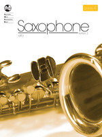 Alto Saxophone Series 2 - Fourth Grade, for Alto Saxophone&Piano, PIANO ACCOMPANIMENT ONLY, publisher AMEB, series AMEB Saxophone