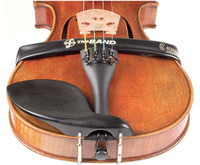 The Band is an instant-fit pick-up which Velcro's to itself around the the body of the instrument. It requires no alteration of the instrument itself and generates a strong passive (no batteries required) signal which can usually be plugged straight into a mixing desk or combo amp. The multiple pick-up elements, of the Violin version of The Band, are tuned specifically for Violin and deliver a lively, tailored passive signal. The Band is used equally in folk/rock and classical situations and is a favourite with sound engineers and players alike, as it offers far greater volume levels before feedback, compared to mics. You can avoid being tied down to mic stands and The Band cuts feedback, bowing noise, body noise and excessive treble by acoustic filter. Surprisingly little damping to acoustic tone. Good rejection of feedback, background, body boom and bowing noise. Reliable sturdy construction and stores easily in most violin cases. Passive device which does not usually require a pre-amp to amplify effectively. Plugs directly into most mixing desks or combo amps and will drive many pedals and rack units.