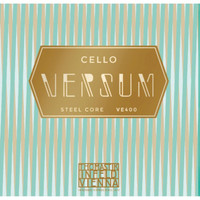 Thomastik Versum Cello String Set - Medium Tension 4/4