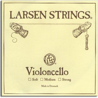 Larsen Cello String Set - Medium Tension - 4/4