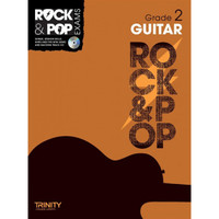 TG Rock & Pop Exams Drums Gr 2 BK/CD - 40% OFF