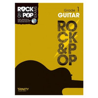 TG Rock & Pop Exams Drums Gr 1 BK/CD - 40% OFF