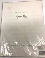 Anton Stamitz Konzert No. 2 in F Major for String Orchestra