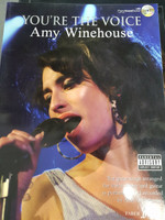 Amy Winehouse You're the Voice piano/vocal/guitar, 50% off